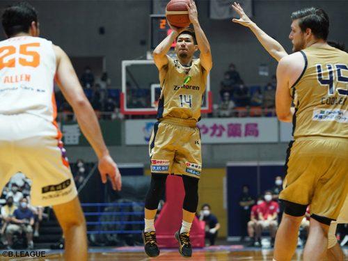 琉球ゴールデンキングスがホームで連勝、7点差で新潟アルビレックスBBを撃破