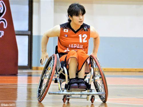 【車いすバスケリレーインタビュー 女子Vol.12】石川優衣「プレーヤーとしてのスイッチを入れたU25世界選手権」