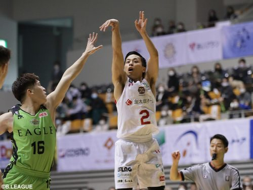 千葉がB1リーグの1試合チーム最多得点記録を更新…北海道から126得点を奪い大勝