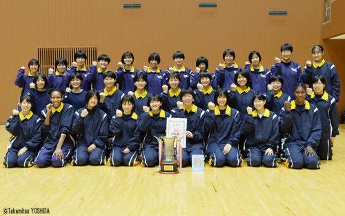 ウインターカップ2020】反省しきりも京都精華学園がウインターカップ ...