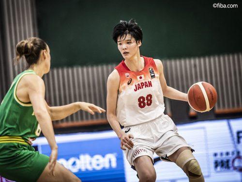 女子日本代表、2020度の第1次強化合宿参加選手を発表