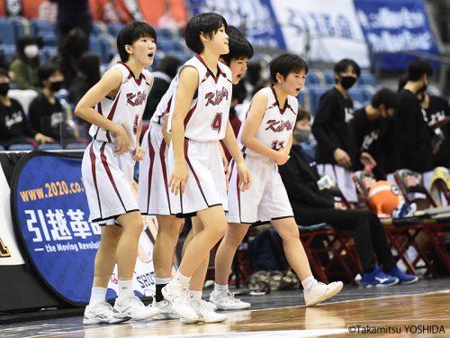 【ウインターカップ2020注目校】大阪薫英女学院(大阪)「スピードを前面に出したスタイルで頂点へと駆け上がる」