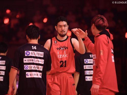 富山の橋本晃佑が男子日本代表第1次強化合宿に参加…「ストロングポイントを全力でアピールしていきたい」