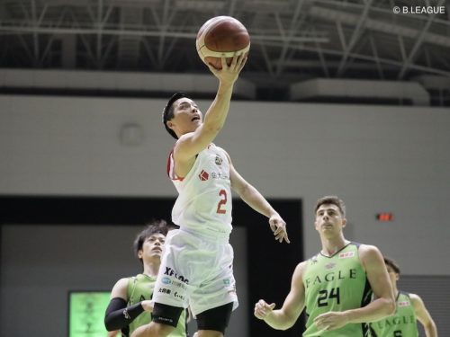 千葉ジェッツがレバンガ北海道に2試合連続で快勝…富樫が23得点5アシスト