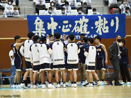 【ウインターカップ2020注目校】洛南(京都)「高い集中力と遂行力が武器。最後の全国で頂点を目指す」