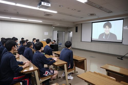 安藤誓哉が高校生の試合を解説&リモートで交流…スポーツを止めるな「青春の宝」プロジェクト