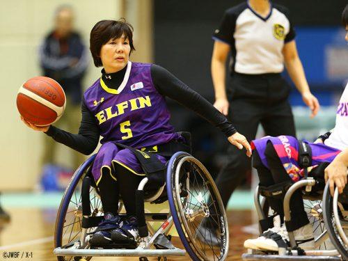 【車いすバスケリレーインタビュー 女子Vol.11】塚本京子「人生の支えとなった車いすバスケで女子日本代表の初代メンバーへ」