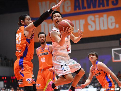 千葉ジェッツが新潟アルビレックスBBを破り6連勝…5選手が2ケタ得点をマーク