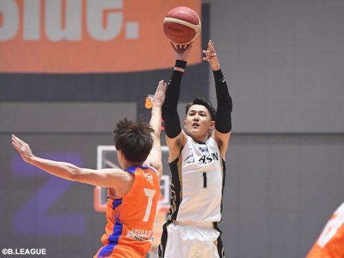第13節のベストオブタフショット…1位は川村卓也のバスケットカウント3ポイント