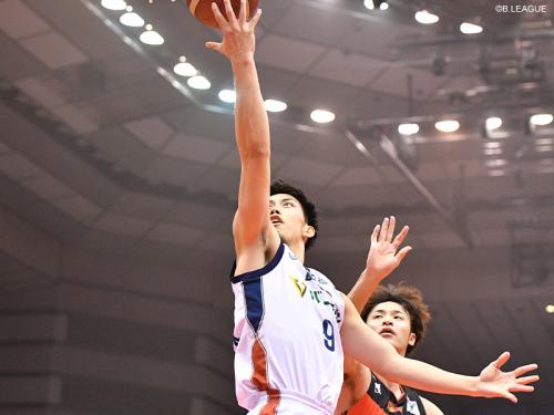 横浜ビー・コルセアーズが今季初の連勝、試合後半で三遠ネオフェニックスを圧倒