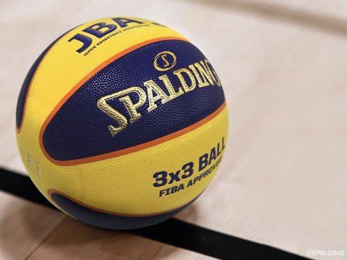 新大会「3x3 KOTO LEAGUE supported by SPALDING」が開幕…公式試合球も発売決定