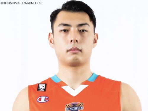 広島ドラゴンフライズに佐土原遼が特別指定選手として新加入…東海大学に在学中の21歳