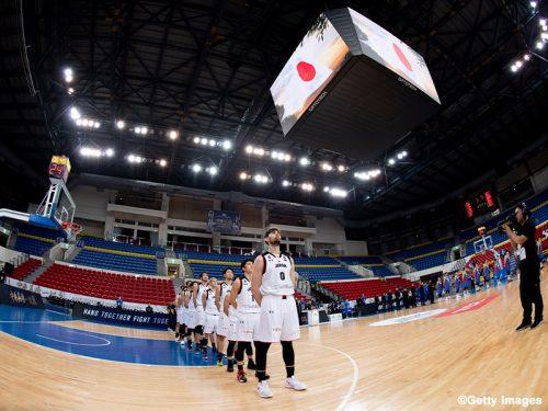 「FIBAアジアカップ2021予選」グループBの全10試合を2021年2月に日本にて開催