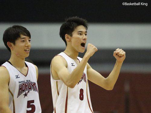 【ウインターカップ2020注目選手】金近廉(関西大学北陽)「チームの目標達成に向けて、絶対的エースがさらなる飛躍を誓う」