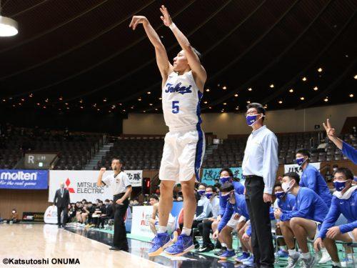 河村勇輝が再びBリーグへ…特別指定選手として横浜ビー・コルセアーズに加入
