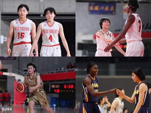 開志国際が実践学園に競り勝つ、大阪桐蔭や桜花学園も100点ゲームで3回戦進出を決める/ウインターカップ女子2回戦