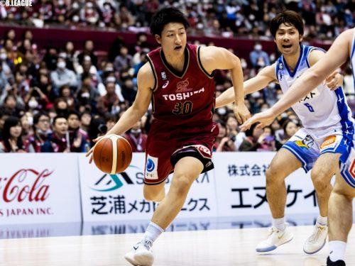 新潟アルビレックスBBが水野幹太との契約合意を発表…特別指定選手として川崎や福島でプレー