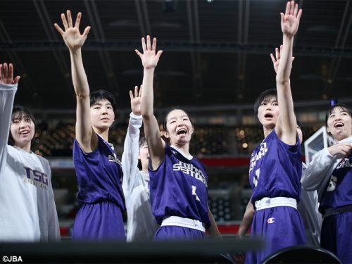 東京成徳大が止まらない! 得意のハイスコアで決勝まで勝ち上がる…残すは桜花学園との頂上決戦