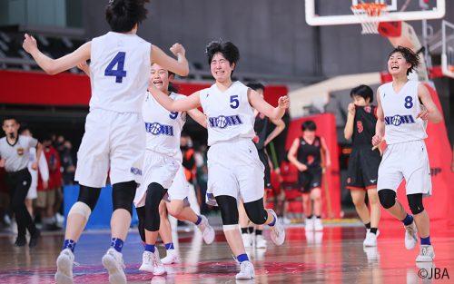 岐阜女子に競り勝った昭和学院。得点源・花島百香「チームで守れる自信はありました」