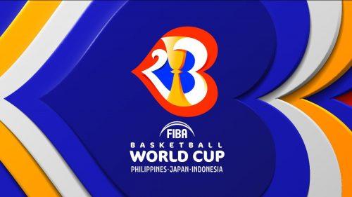 FIBAがフィリピン・日本・インドネシア共催の「FIBAワールドカップ2023」のロゴを発表!
