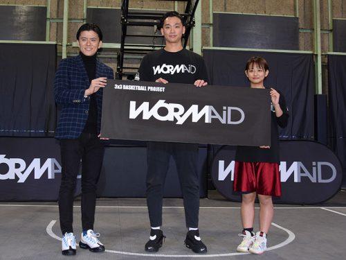 『WORMAiD』始動!創設者の落合知也は「現役でプレーしながら子どもたちと一緒に夢を追いかけたい」