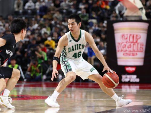 ライジングゼファー福岡、日本体育大の小川麻斗が特別指定選手として加入