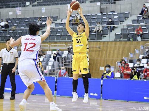 山梨クィーンビーズの石川明日香がアーリーエントリーでデビュー…「ここまでバスケットを続けると思ってなかったです」
