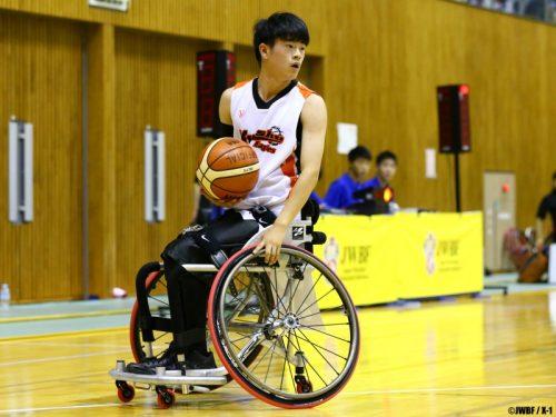 【車いすバスケリレーインタビュー 男子Vol.17】溝口良太「幼少時代からの念願だったバスケットボール選手」