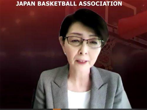 JBA三屋会長、Bリーグ島田チェアマンが新年の記者会見をリモートで開催