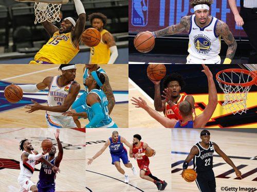 米カルチャー誌が大予想…NBA 2020-21年シーズンでブレイクが期待される選手たち