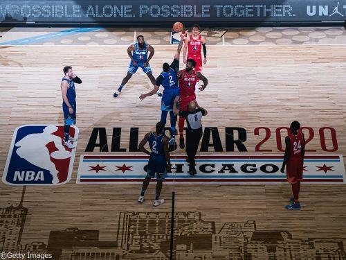 NBAとNBA選手会が合意に達し、オールスターゲームが日本時間3月8日に開催へ