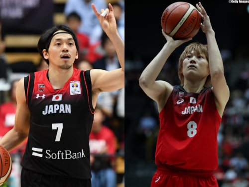 東京五輪の組み合わせ決定を受け、男女代表の両キャプテンがコメントを発表