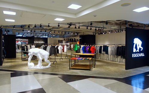日本発のバスケブランド「EGOZARU」初の直営店舗が札幌にオープン