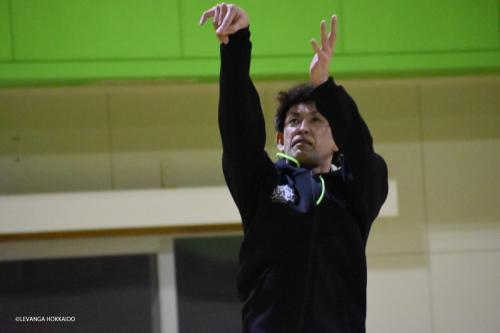 レバンガ北海道代表取締役社長の折茂武彦氏、引退試合に向けてトレーニングをスタート