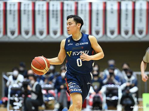 横浜ビー・コルセアーズの河村勇輝、2月28日で特別指定選手としての活動を終了