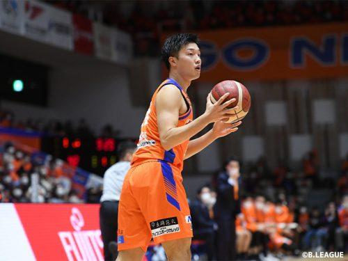 西田優大がアジアカップ予選に臨む日本代表候補に選出…「日本のために頑張ります!」