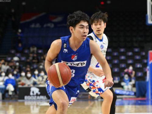 ライジングゼファー福岡の小川麻斗、3月7日で特別指定選手としての活動を終了