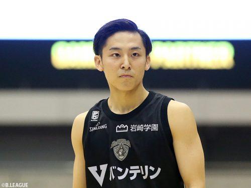 悔しさと手応えを感じた河村勇輝が2シーズン目のBリーグを総括
