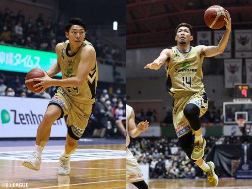 あの開幕戦を知る男、岸本隆一、田代直希が琉球をリーグ初制覇に導く【#バスケが観たいです】