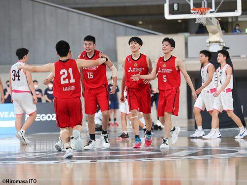 「B.LEAGUE U15 CHAMPIONSHIP 2021」は名古屋ダイヤモンドドルフィンズU15が初優勝!