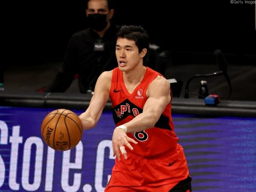 NBAで初スタメンを飾った渡邊雄太…「良さは出せていなかった」と悔しさをあらわに