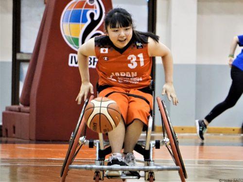 【車いすバスケリレーインタビュー 女子Vol.20】畠山萌「自分を成長させてくれた女子U25日本代表活動」