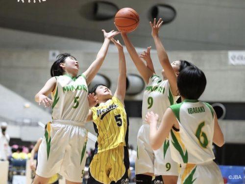 第52回全国ミニバスケットボール大会の女子結果一覧…6チームが全勝を記録