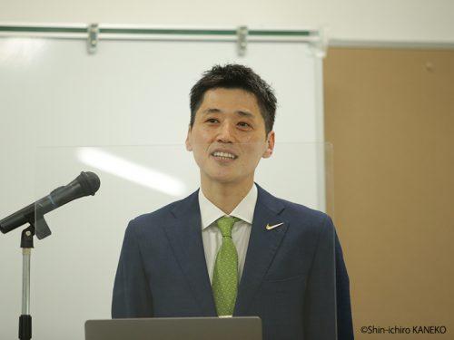 インカレ4連覇中の東京医療保健大・恩塚亨監督が『今のバスケット界に広めたいマインドセット発表会』を開催