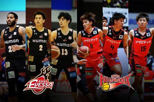好調を維持する大阪エヴェッサ、高島紳司や中村浩陸など若手選手の活躍が勝利へのポイント