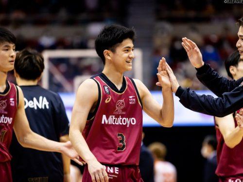 川崎ブレイブサンダースの米須玲音、3月31日まで特別指定選手契約を延長