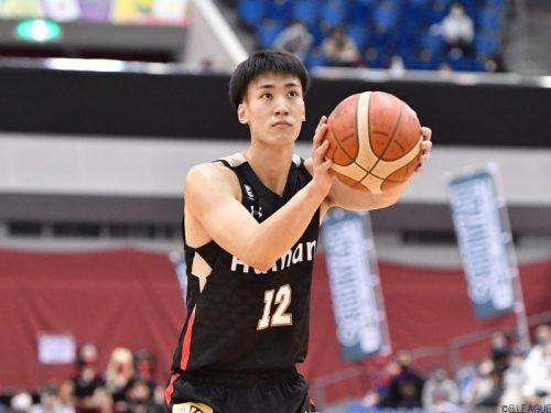 大阪エヴェッサの高島紳司、特別指定選手としての活動を終了し退団