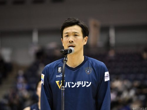 横浜ビー・コルセアーズの竹田謙が今季限りで現役引退…自身2度目の引退表明