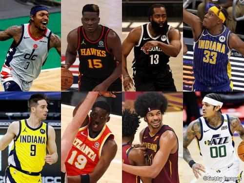 NBA後半戦がスタート…今シーズンここまでのスタッツリーダーは?