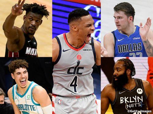 NBAでトリプルダブル系新記録が続出…直近3カ月で達成された主な記録を振り返る